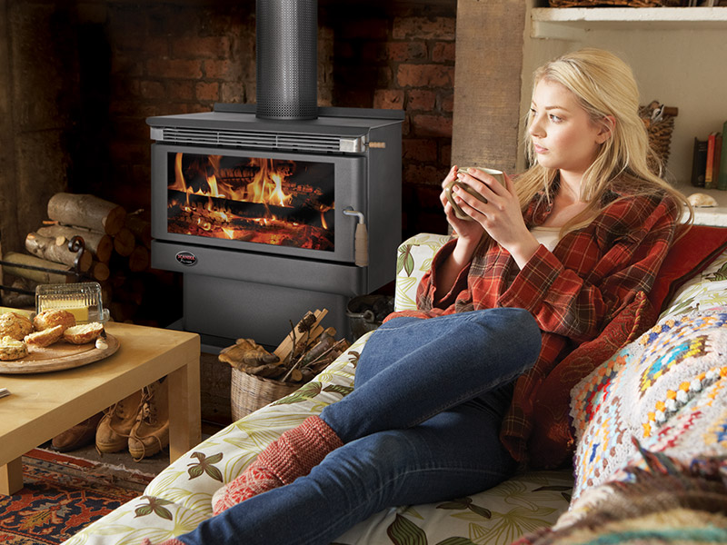 Sustainable heating at home this winter
